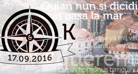 Invitaciones de Boda: E&K