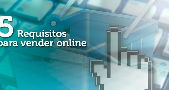 5 requisitos para vender online